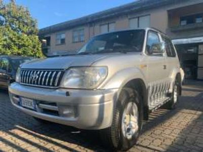 usata Toyota Land Cruiser Tdi D-4D cat 3 porte KDJ90 GX usato