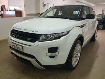 usado Land Rover Range Rover evoque 2.2 Sd4 5p. Dynamic usato