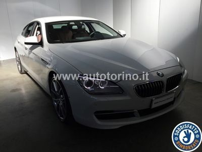 używany BMW 640 SERIE 6 GRAN COUPE d g.coupe xdrive Futura auto