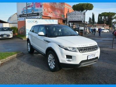 usata Land Rover Range Rover evoque 2.2 TD4 5p. Pure Tech Pack Launch Edition
