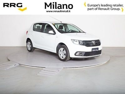 brugt Dacia Sandero 0.9 TCe 12V 90CV Start&Stop Comfort