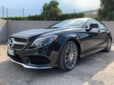 usata Mercedes CLS250 d 4Matic Premium AMG