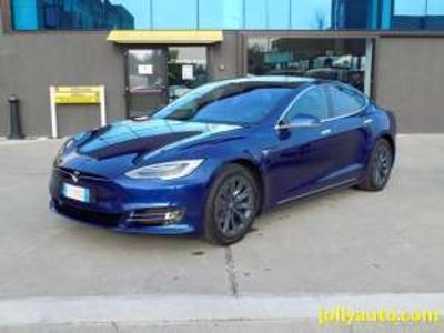 usata Tesla Model S 75kWh All-Wheel Drive DUAL MOTOR Cremosano