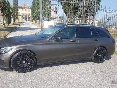usata Mercedes C450 AMG Valuto permute