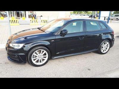 usata Audi A3 SPB 2.0 TDI 184 CV clean diesel quatt