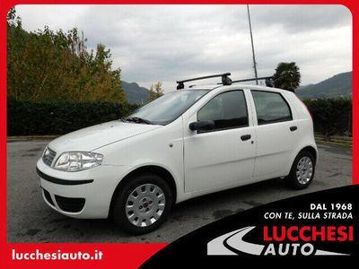 usata Fiat Punto Classic 1.2 5 porte Dynamic GPL