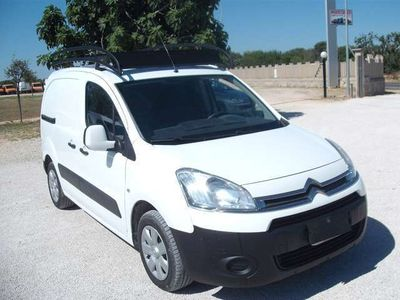 usata Citroën Berlingo 1.6 HDi 90CV 3 posti furgone BELLISSIMO!!