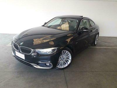 usata BMW 430 d Coupé Luxury Aut.