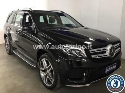używany Mercedes GLS500 4Matic Premium Plus