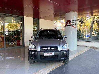 usata Hyundai Tucson 2.0 CVVT 16V Dynamic GPL