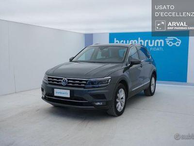 usata VW Tiguan Advanced 4motion Dsg 190cv