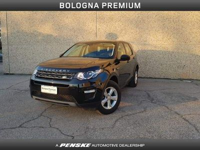 brugt Land Rover Discovery Sport Discovery Sport2.2 TD4 SE