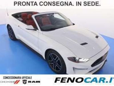 usata Ford Mustang Convertible 2.3 EcoBoost aut. Virtual Cockpit