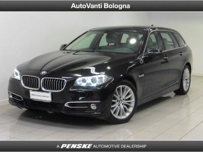 used BMW 520 d xDrive Touring Luxury