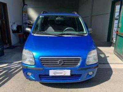 usata Suzuki Wagon R+ 1.3i 16V cat GL Benzina