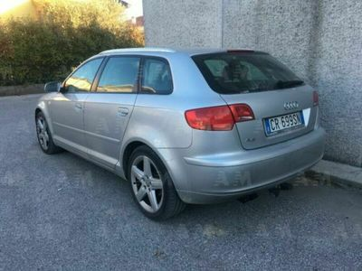 usata Audi A3 Sportback 2.0 16V TDI Ambition usato