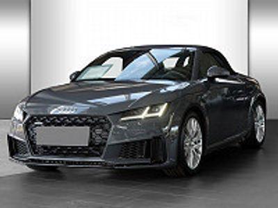 usata Audi TT Roadster 45 Tfsi Quattro S Line Black Navi+