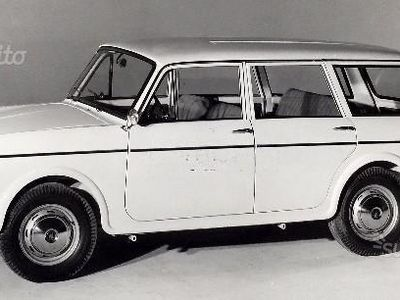 usata Fiat 1100D FAM. 1200 cc 1963 PER ALTRA STORICA