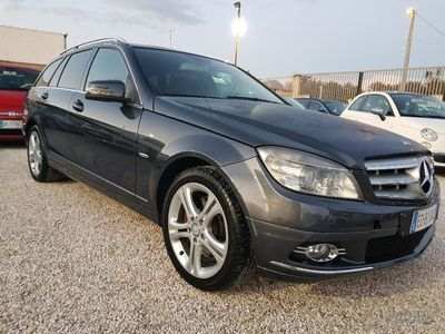 usata Mercedes C350 CDI S.W. BlueEFFICIENCY Avan