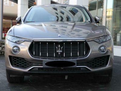 brugt Maserati Levante 3.0V6 Diesel Business Plus 275cv MY19