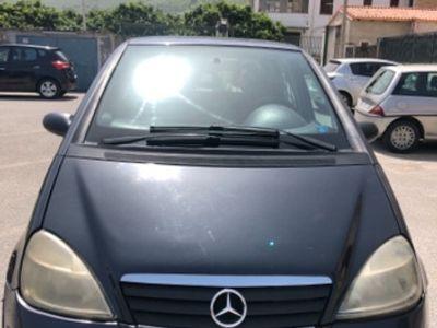 usado Mercedes A170 Classe A (W/V168) - 2002cdi