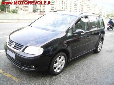 usata VW Touran 2.0 16V TDI Goal