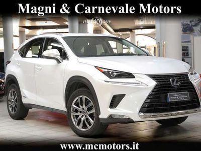 usata Lexus NX300 HYBRID|EXECUTIVE|CAMERA|GANCIO TRAINO|NAVIGATORE