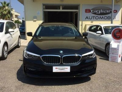 usata BMW 520 d aut. Touring Sport UFF ITALIA