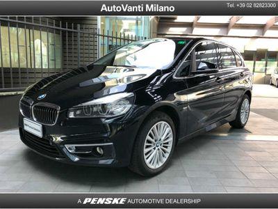 brugt BMW 216 Active Tourer d Luxury