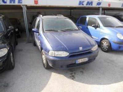 usata Fiat Palio TD 70 cat Weekend