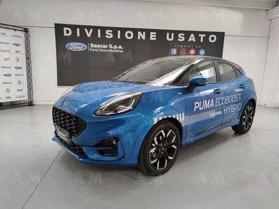 usata Ford Puma 1.0 EcoBoost 125 CV S&S ST-Line X del 2020 usata a Modena