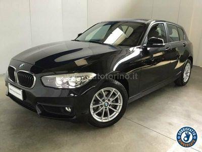 usata BMW 118 d 5p. Advantage