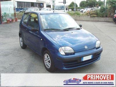 gebraucht Fiat Seicento 1.1i cat Clima,servosterzo,airbag cond.,climatizza