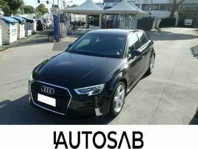 usata Audi A3 Sportback 1.6 TDI Clima Aut. Navi Park
