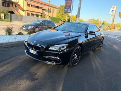 usata BMW 640 Serie 6 G.C. (F06) xDrive Gran Coupé Luxury