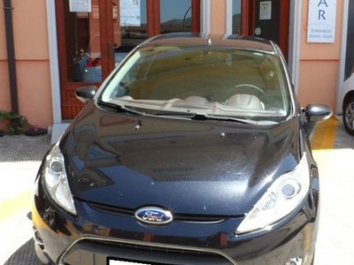 used Ford Fiesta 1.4 benz-gpl 95 cv titanium - 2009