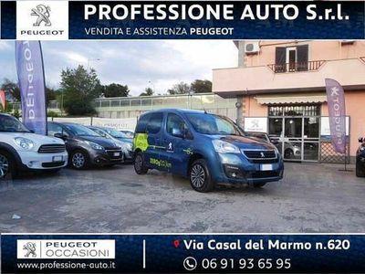 usado Peugeot Partner Full Electric Active del 2017 usata a Roma
