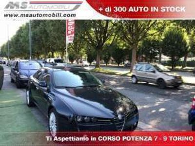 usata Alfa Romeo 159 2.2 jts 16v exclusive pelle navigatore unicopropri benzina
