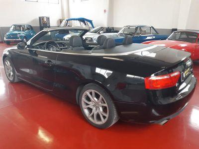 usata Audi A5 Cabriolet 2.0 TFSI 211 CV multitronic