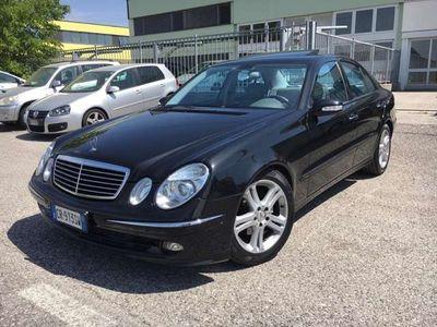 usata Mercedes E280 CDI cat Avantgarde
