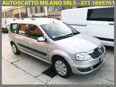 usata Dacia Logan 1.6 GPL - Neopatentati - 2013