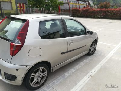 usata Fiat Punto 2a serie JTD 1.9