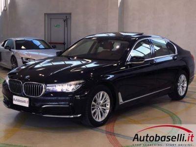 used BMW 730 D SDRIVE NUOVO MODELLO 265CV AUTOMATICO TETTUCCIO