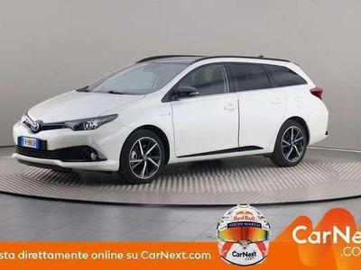 usata Toyota Auris SW Hybrid Black Edition Touring Sports