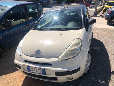 used Citroën C3 Pluriel 1.4 diesel