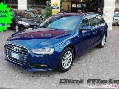 usata Audi A4 Avant 2.0 TDI 177CV Business