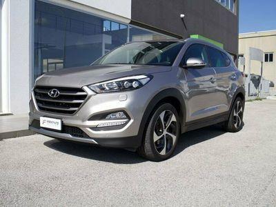 usata Hyundai Tucson 1.6 T-GDI 4WD DCT Sound Edition
