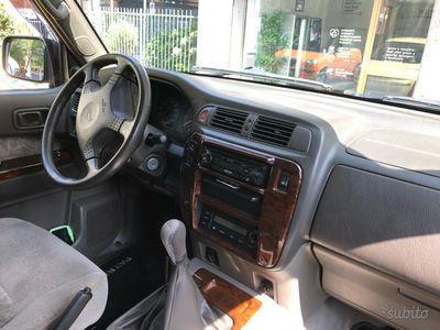 usata Nissan Patrol gr del 2002