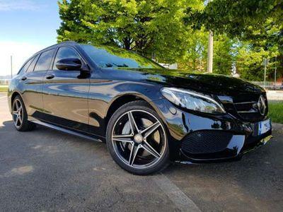 usata Mercedes C250 d S.W. Automatic Premium Plus
