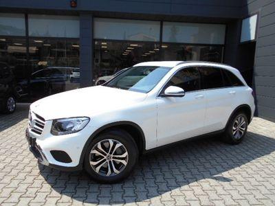 usado Mercedes GLC220 4MATIC NAVI CERCHI 17,FARI LED ,PORTELLONE ELET.